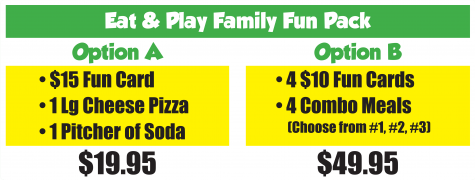 Eat & Play Family Fun Pack